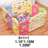 Indoor Kids Playpens Outdoor Baby Play Fence for Kids