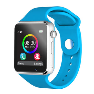 SIKEMEI Bluetooth Smart Watch with Pedometer and Touch Screen