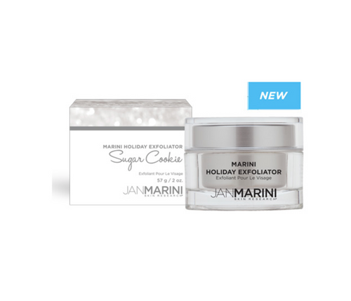 MARINI HOLIDAY EXFOLIATOR - SUGAR COOKIE SCENT
