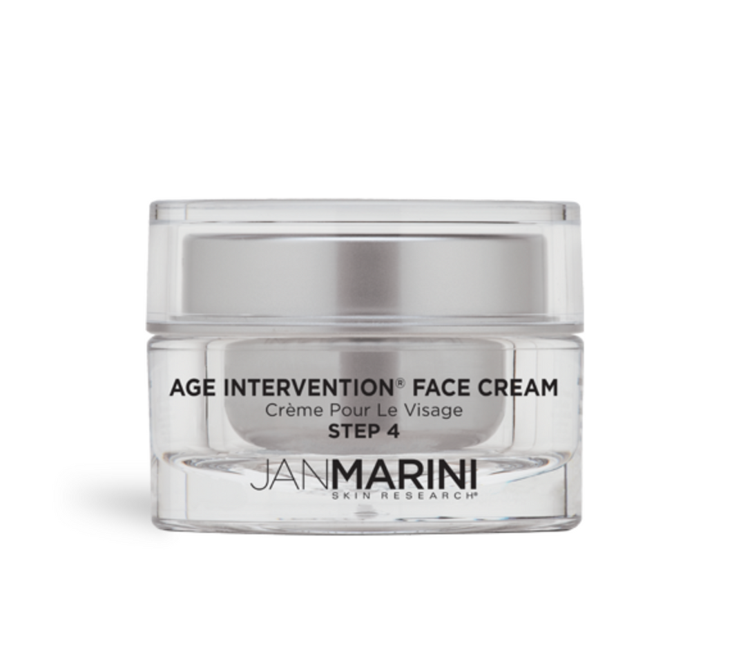 AGE INTERVENTION®FACE CREAM