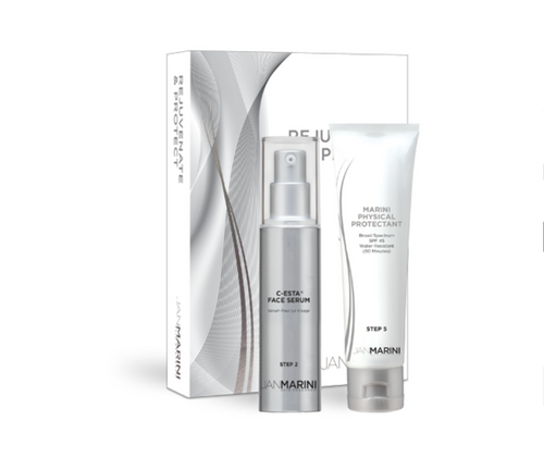 REJUVENATE & PROTECT (C-ESTA Serum & Marini Physical Protectant)