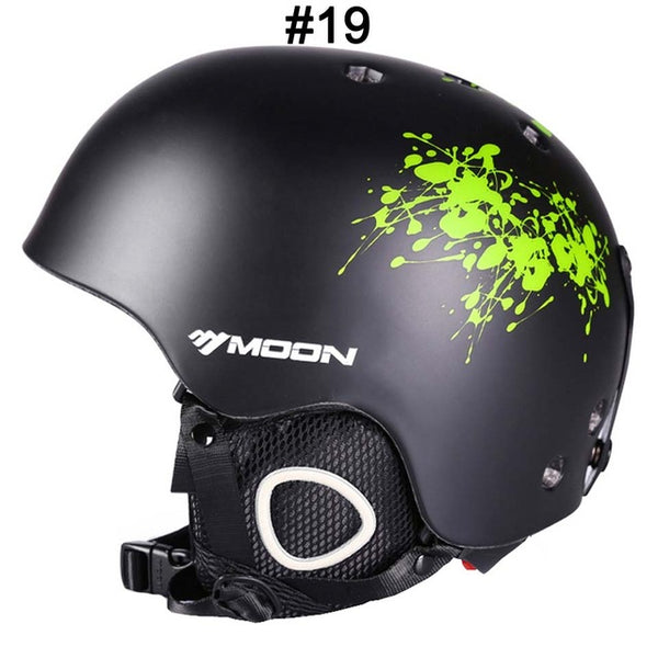 MOON Ultralight Top Quality Ski Helmet