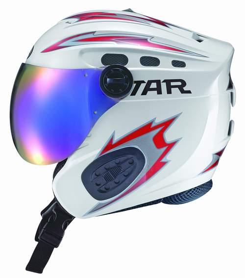 New Top Quality Ski Helmet international authentication Snowboard Protection Snowboarding Skiing helmet With lens