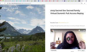 2019 Sacred Sex Sacred Family Virtual Summit FULL ACCESS