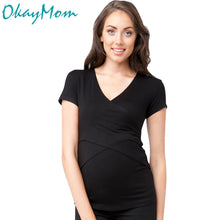 Cotton Maternity / Nursing Tee Shirt - Comfy and Stylish