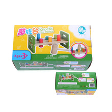 Great Education Toy - Wooden Pegs and Hammer