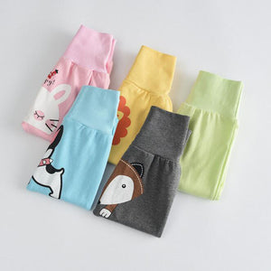 Animal Butt Kids Pants in Lightweight Cotton. Great for yoga!