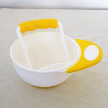Food Mashing Bowl for Babies - So Easy!