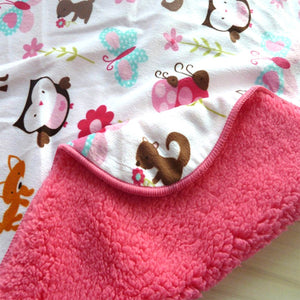 Cozy Soft Warm Baby Blanket