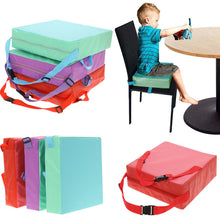 Booster Seat Cushion for Big Kids Taking Their Seat at the Table