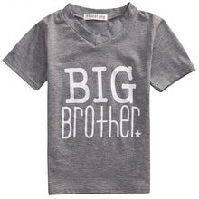 Big Brother Little Brother Matching Tee Shirt and Onesie