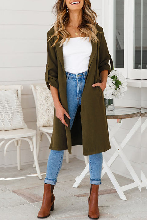 Venidress Have A Good Time Trench Coats (With Belt)