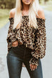 Venidress Vogue Leopard Printed T-shirt