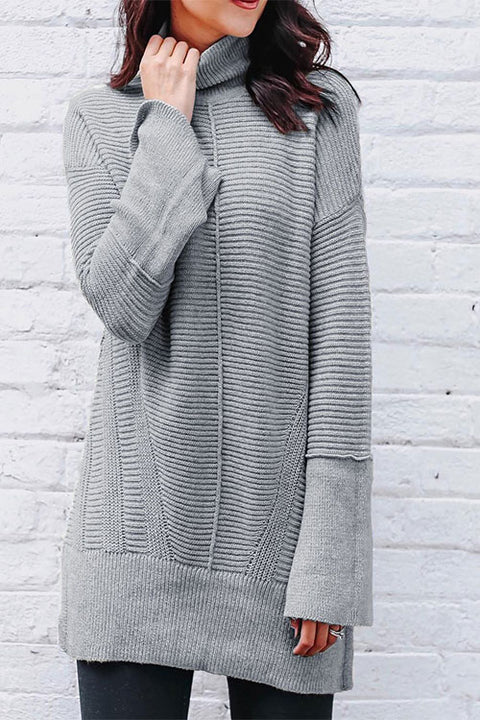 Venidress Casual Turtleneck Sweaters