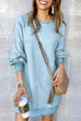 Venidress Heaps Sleeves Moving Castle Mini Dress