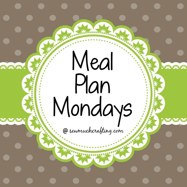 Meal Plan Mondays {{01.12.15}}