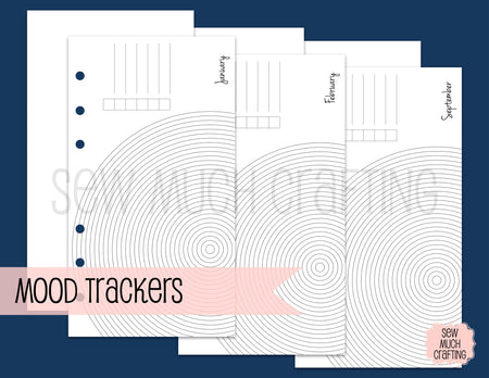 Mood Trackers for Rings