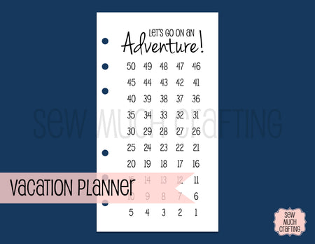 Vacation Planner for Rings