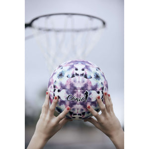 Conic brave netball