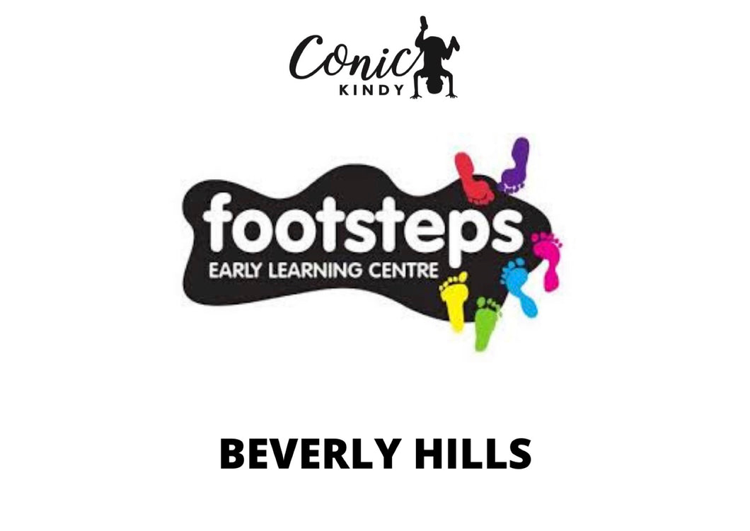 CONIC KINDY PROGRAM - FOOTSTEPS BEVERLY HILLS