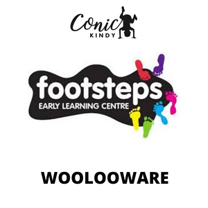 CONIC KINDY PROGRAM - WOOLOOWARE