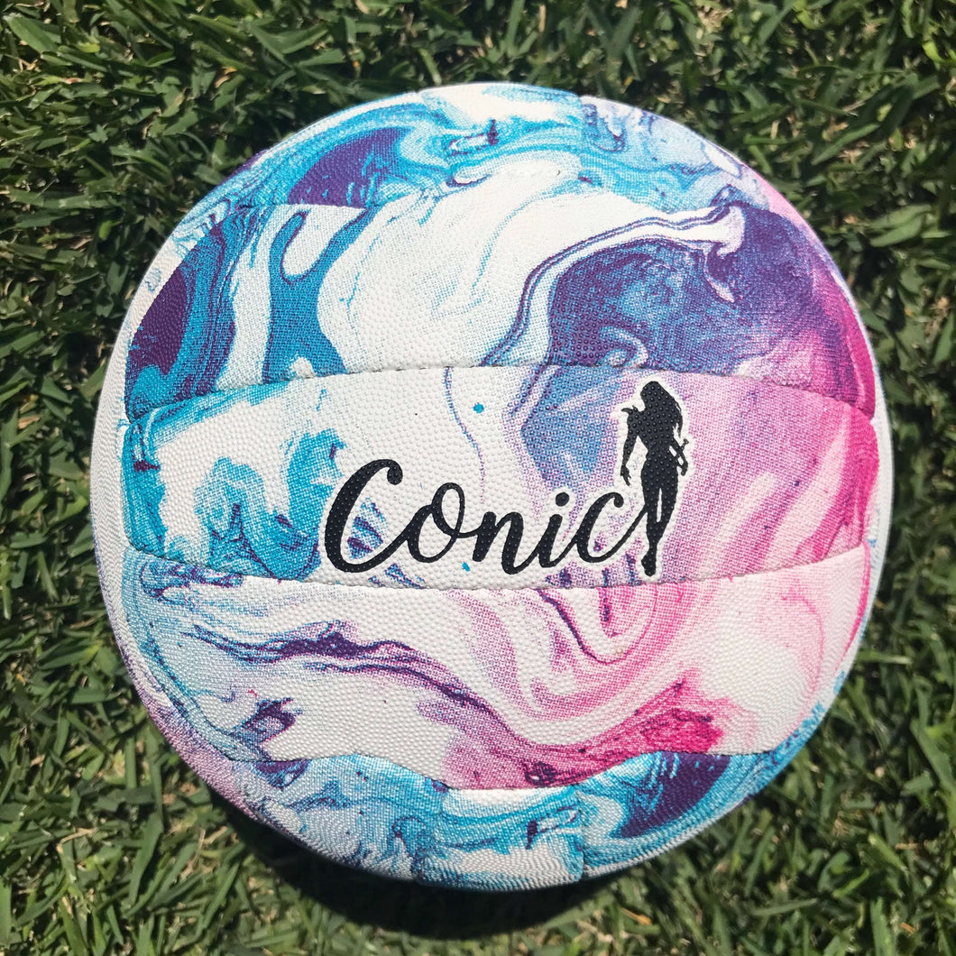 Conic soul netball