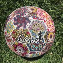 Conic playful netball