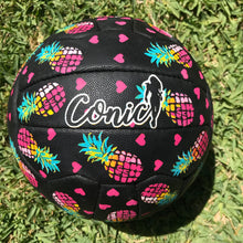 Conic sunshine netball