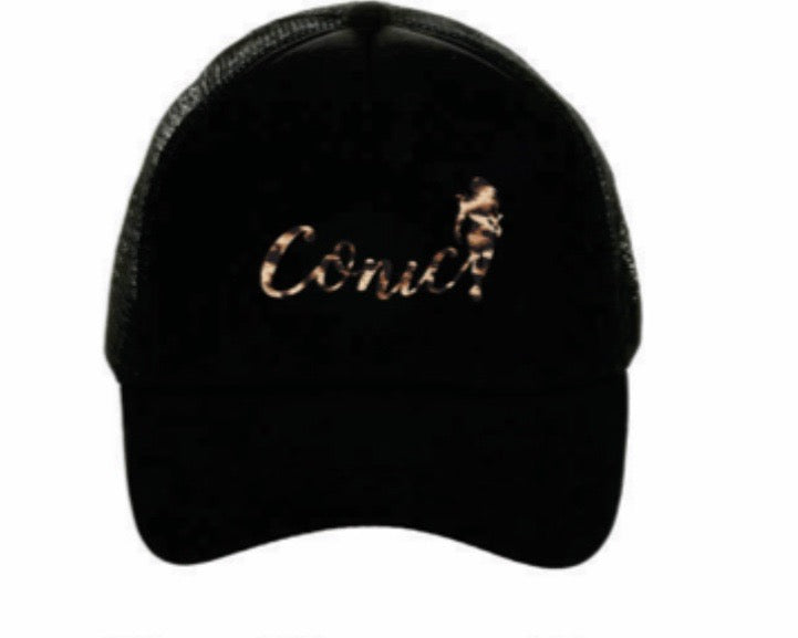 Conic Fierce logo Trucker Cap