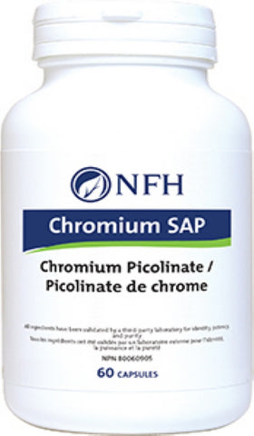 NFH: Chromium SAP 60 caps