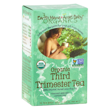 Earth Mama Angel Baby:Third Trimester Tea
