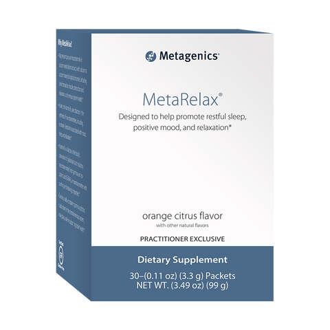 Metagenics: MetaRelax