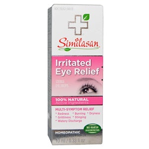 Similason Irritated Eye Relief
