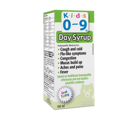 Homeocan: Cough & Cold ( Day Syrup) 100ml