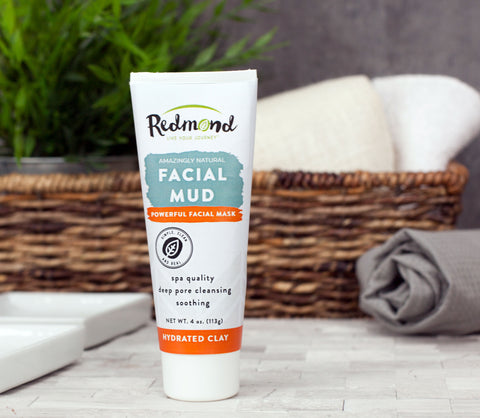 Redmond:Facial Mud