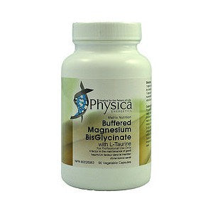 Physica: Buffered Magnesium w/L-Taurine
