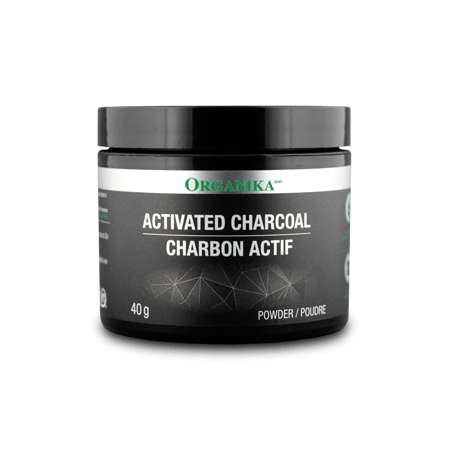ORGANIKA:Activated Charcoal Powder