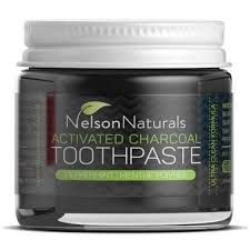 Nelson Naturals: Peppermint Charcoal 60ml