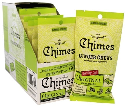 Chimes: Ginger Chews Original