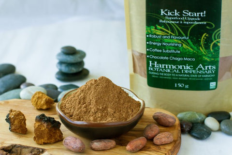 Harmonic Arts: Kick Start Superfood Upgrade