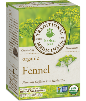 Traditional Medicinals:Fennel Leaf