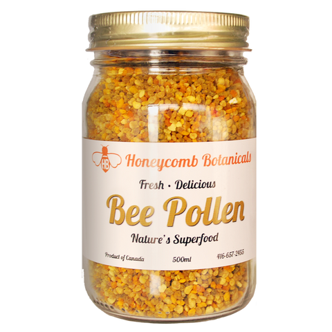 Honeycomb Botanicals: Bee Pollen 270g