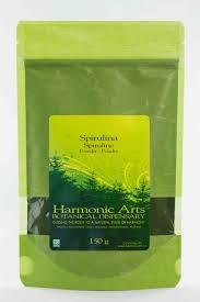 Harmonic Arts: Incan Spirulina Powder 150g