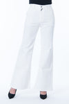 WIDE WHITE PANTS