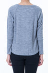 Raglan Wool Top