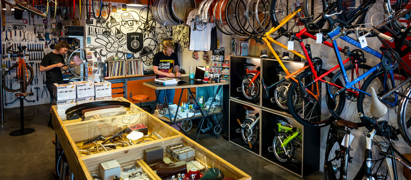 Treadly Bike Shop Adelaide