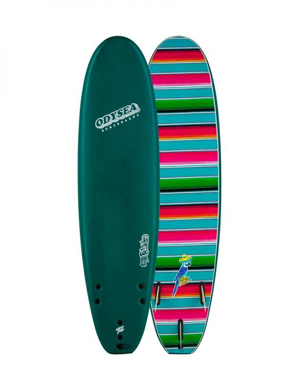 Catch Surf Odysea Log - Johnny Redmond Pro Model 7-0 Verde Green