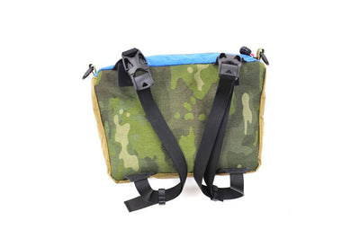 Oveja Negra - Lunchbox Handlebar Bag, Wack Pack