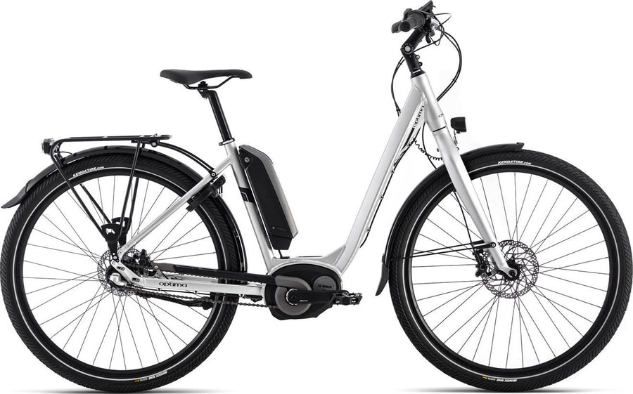 Orbea Optima Asphalt 20 Step Through E-Bike