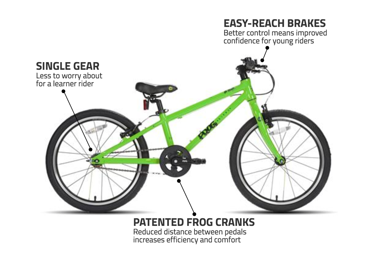 Frog Bikes - Frog 52 SS